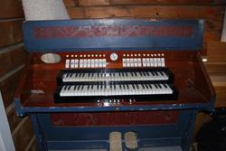 Det andre Torkildsen-orgelet frå Aure kyrkje – 85 år