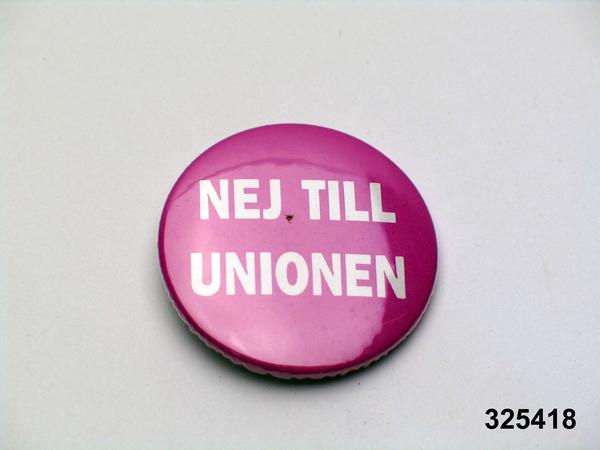 Nej till unionen