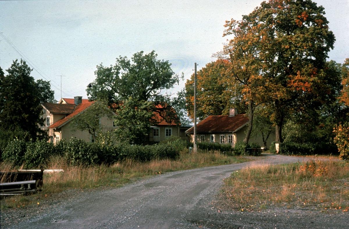 Disponentbostaden, Dannemora gruvor, Dannemora, Uppland 1975