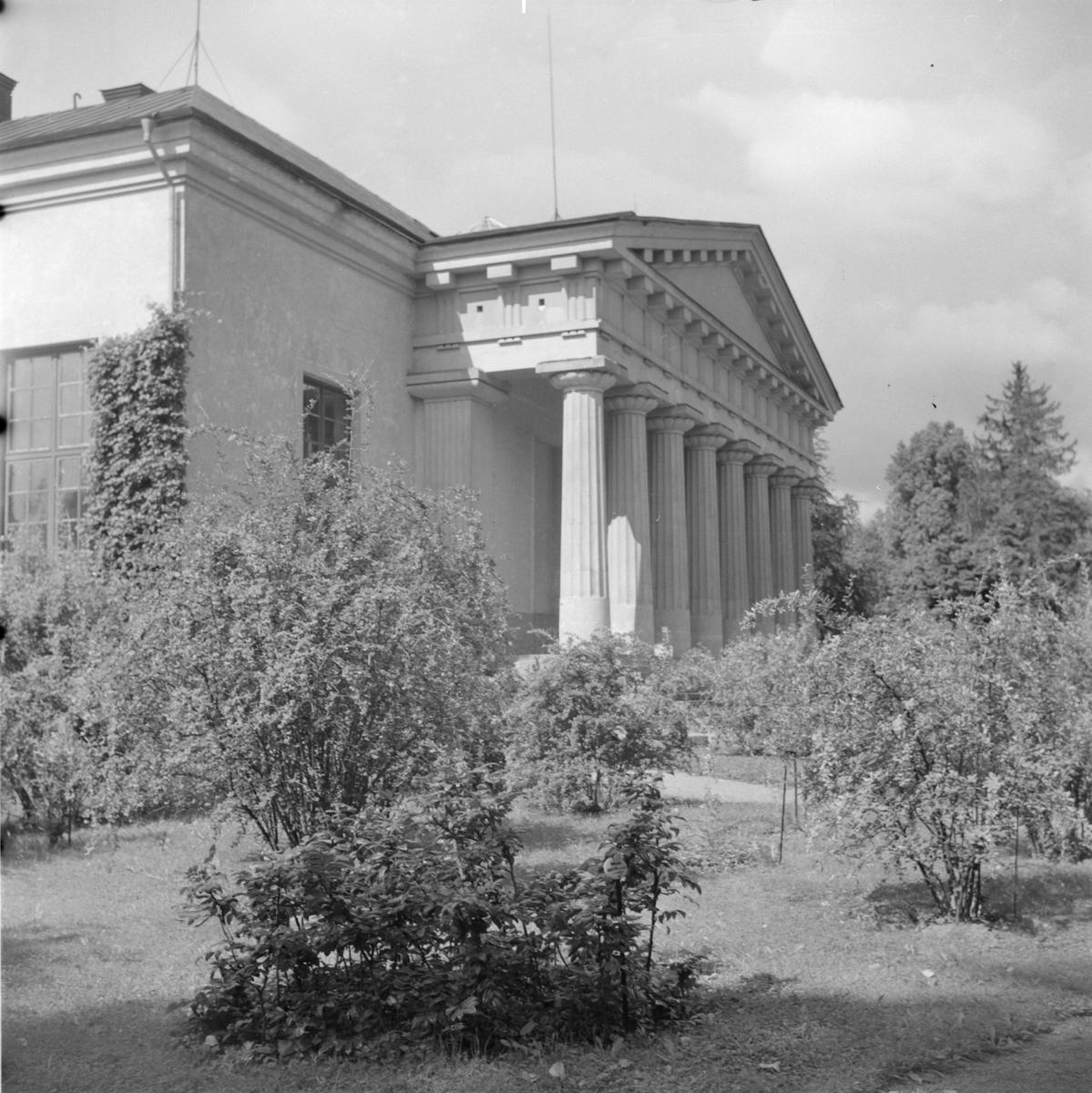 Linneanum, Botaniska trädgåren, Kåbo, Uppsala