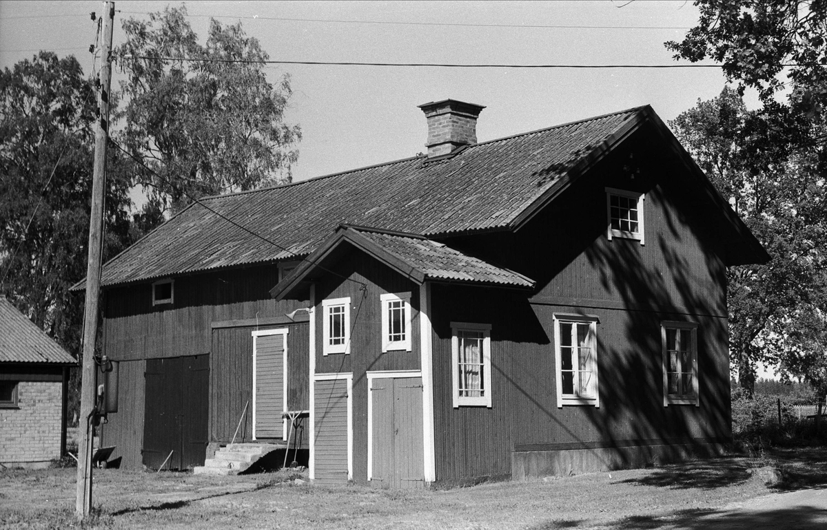 Brygghus med jordkällare, Lund 2:2, Björklinge socken, Uppland 1976