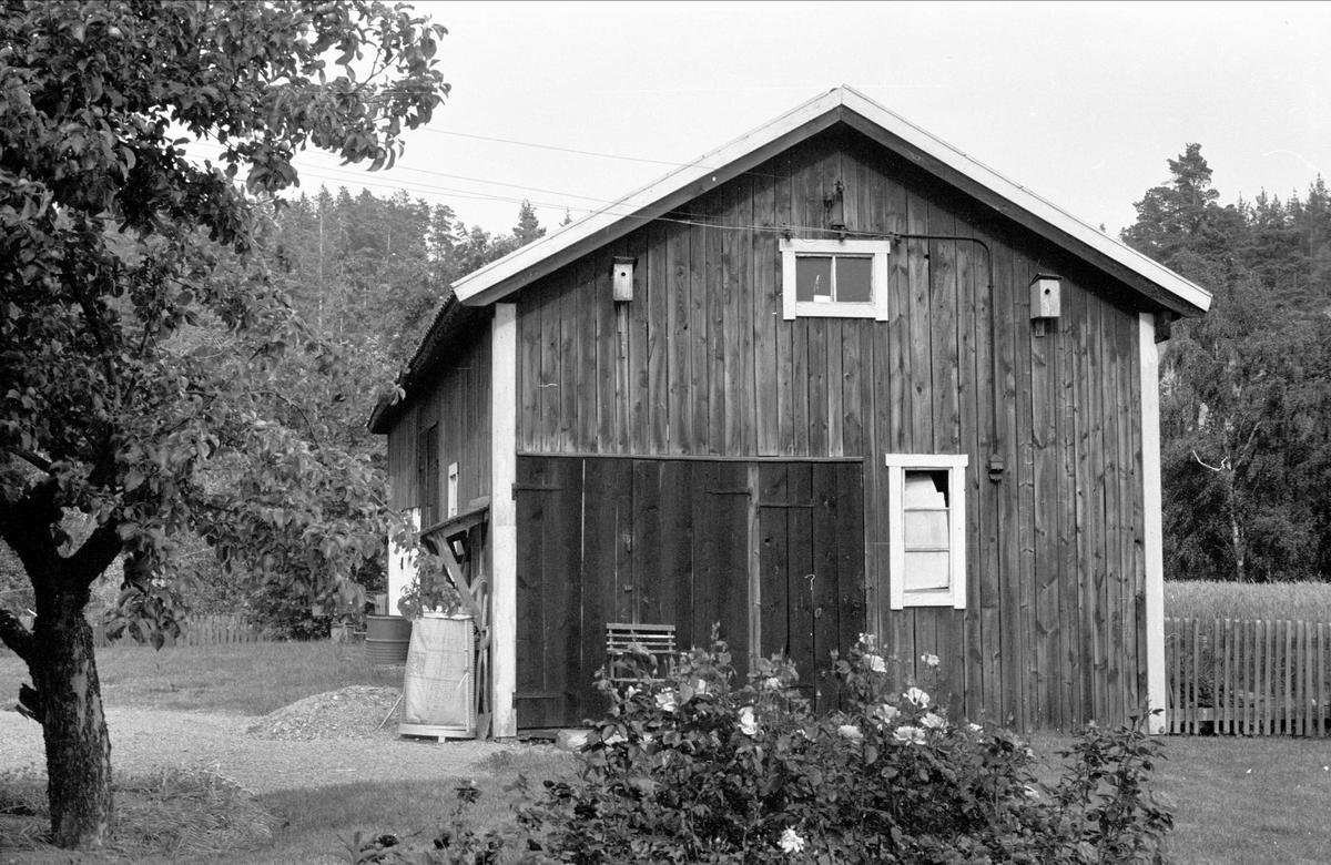 Snickarbod, Högsta 4:9, Bälinge socken, Uppland 1976