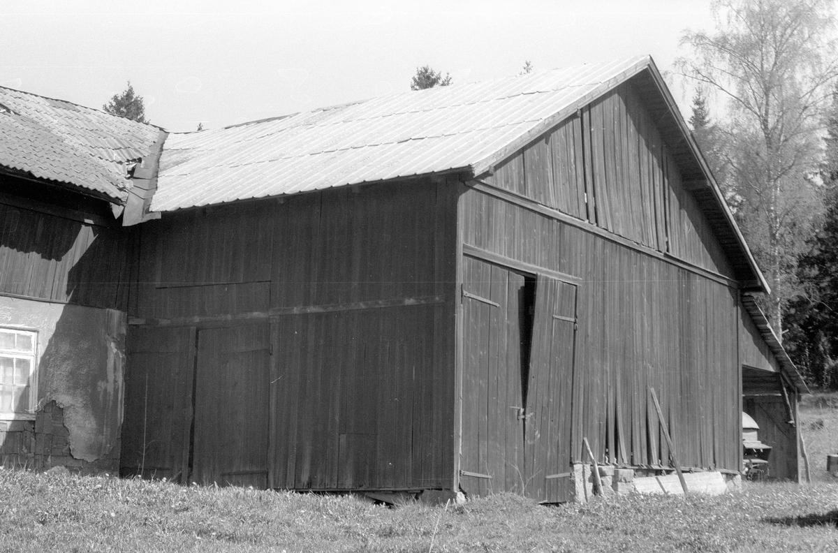 Lada, Lyckebo (före detta Ekebygård), Fullerö 23:6, Ärentuna socken, Uppland 1977
