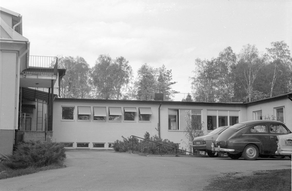 Ålderdomshem, Lenaberg 1:45, Lenaberg, Lena socken, Uppland 1977