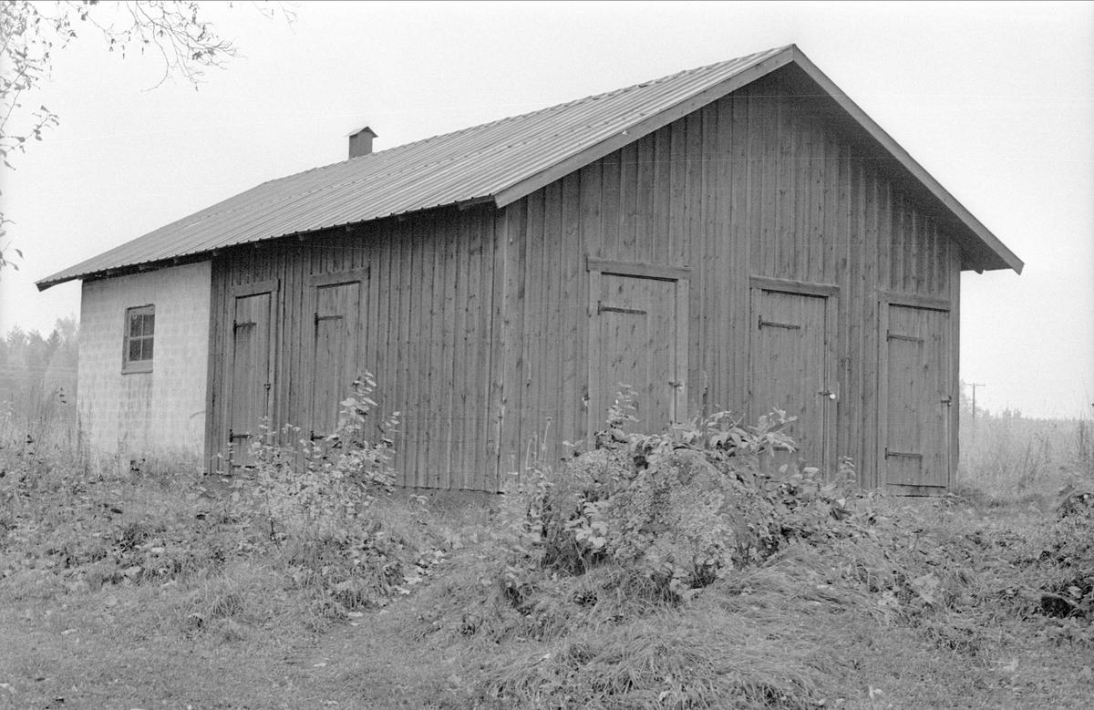 Uthus, Fullerö 21:36, Fullerö, Gamla Uppsala socken, Uppland 1978