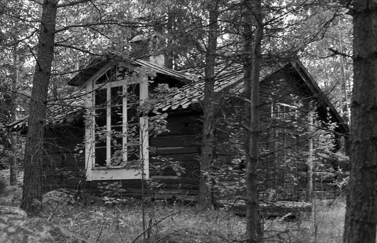 Smedja, Nyhagen, Rasbo socken, Uppland 1982