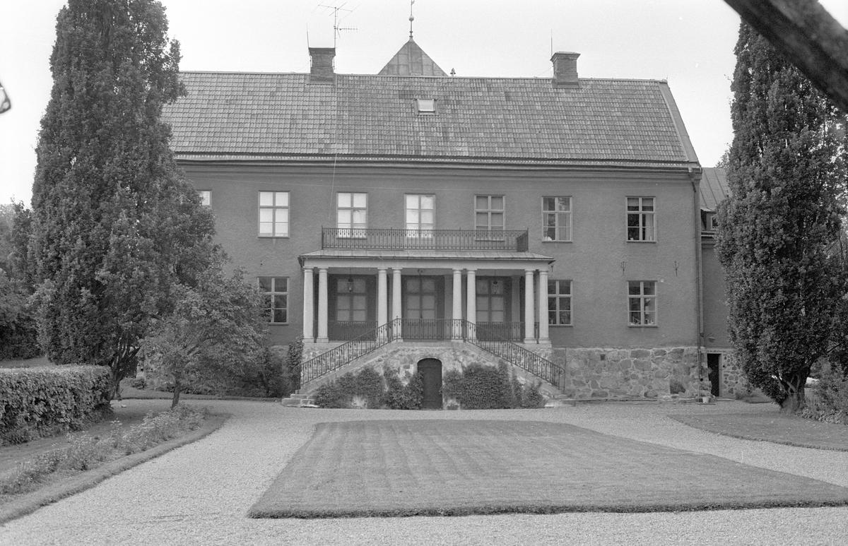 Bostadshus, Marielunds gård, Marielund, Funbo socken, Uppland 1982