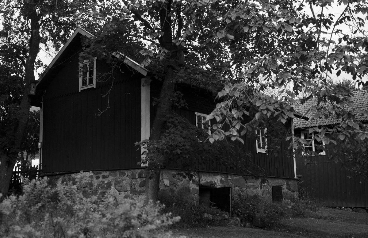 Stuga, Ellringe 2:2, Stora Ellringe, Almunge socken, Uppland 1987