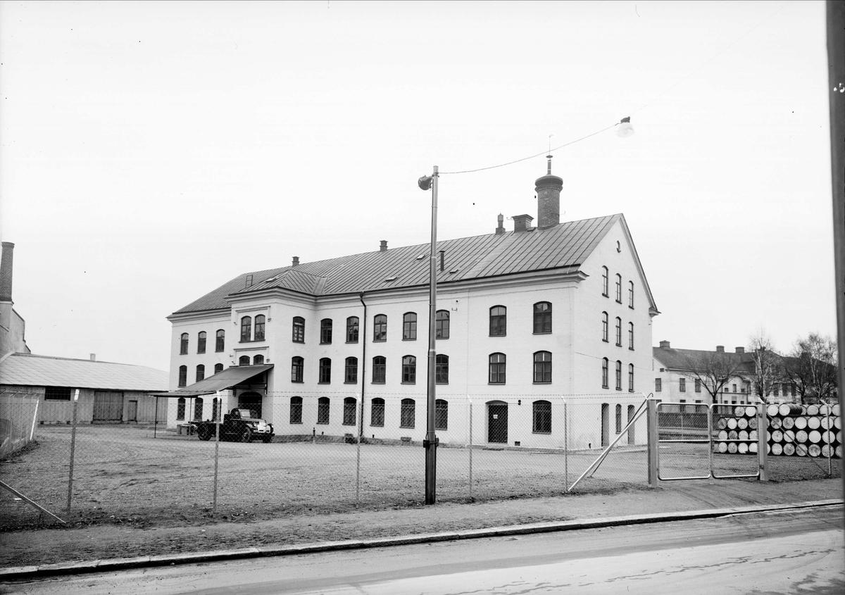 Henrik Gahns AB:s lagerbyggnad, kvarteret Galar, Uppsala