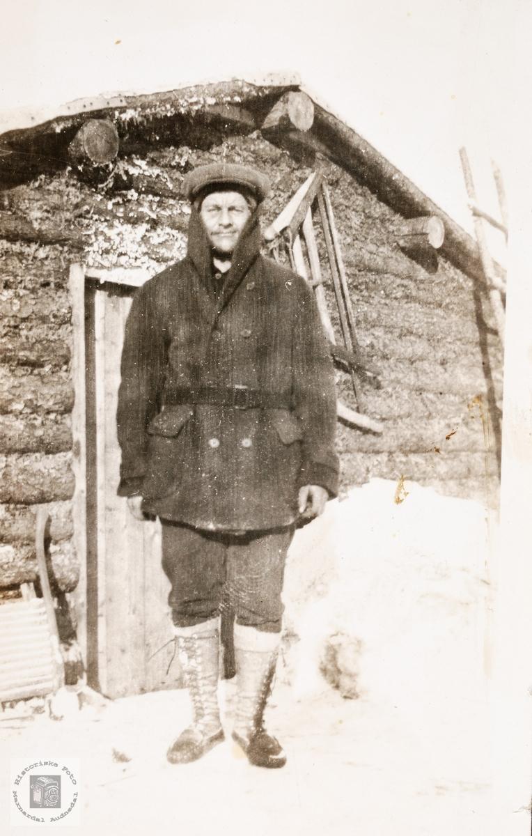 Holbek Flåt i Canada.