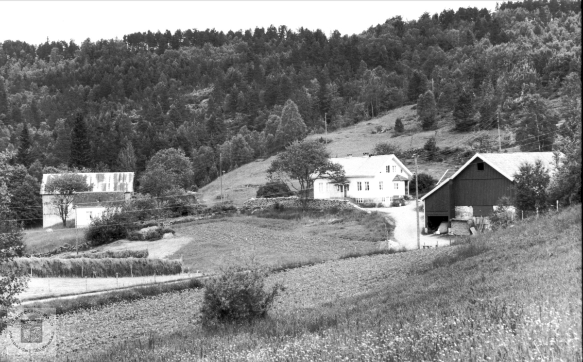 Nåstad i Bjelland senere Audnedal.