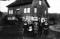 Familiegruppe Sløgedal, Ausland, Repstad, Røkking og Follerå