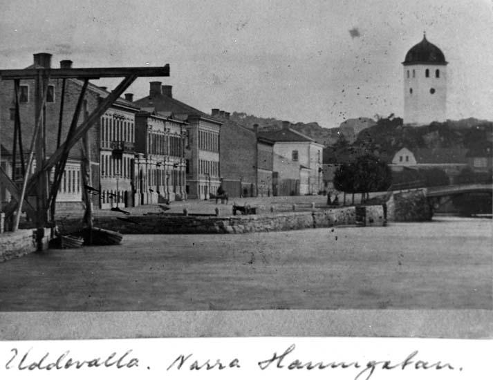 Hamnbassängen, Norra Hamngatan, Uddevalla