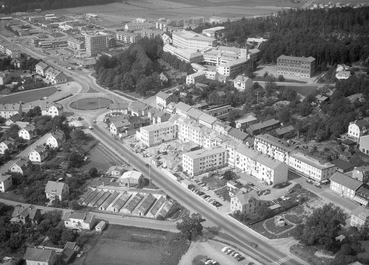 """Enligt AB Flygtrafik Bengtsfors: """"Kungälv Bohuslän""""."""