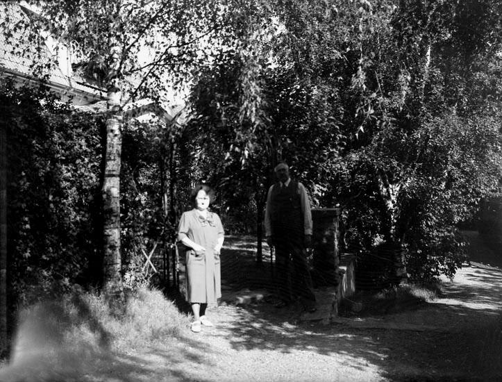 """Gustaf Smiths besök, 1952."""