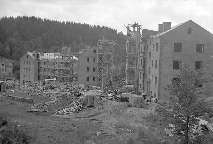 """Enligt notering: """"Pensionärshem Söder 12/8 1948""""."""