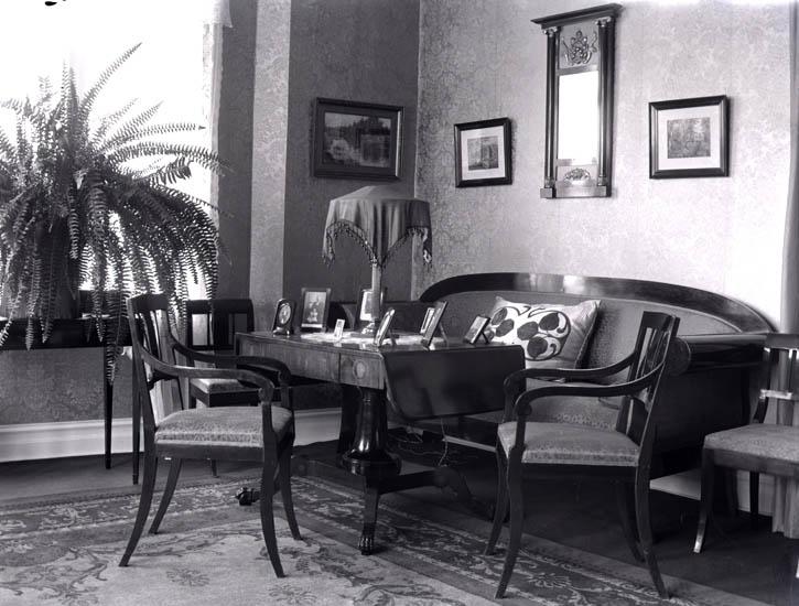 Våra rum, Dec. 1926. 8 st. Kopierade.