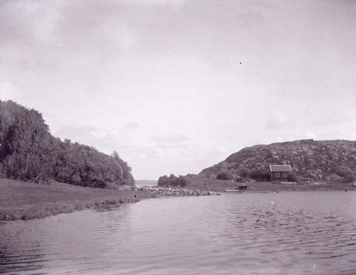 Inre fjordlandskap, Stenkanalen.