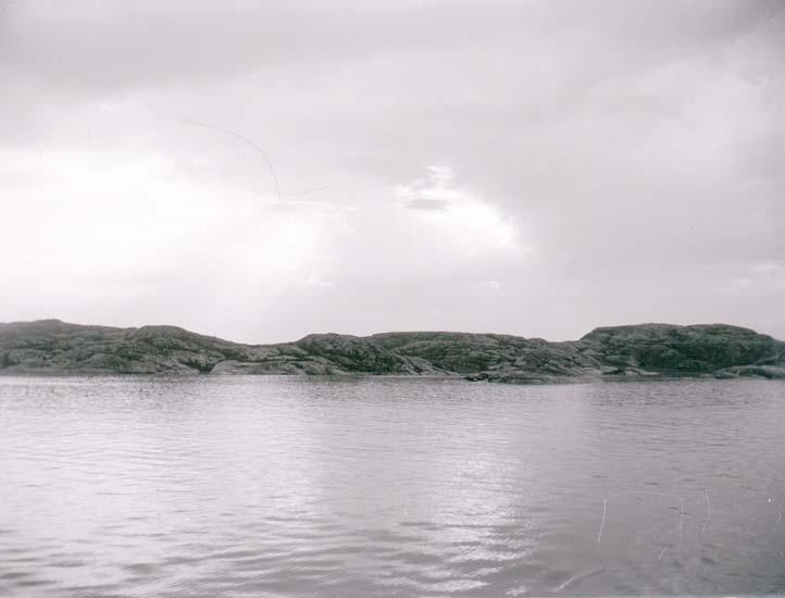 Fjordlandskap.