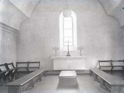 """""""1935. N.o. 22. Grafkapellet."""""""