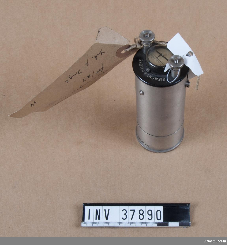 Grupp H IV. Siemens-Halske M 12.
