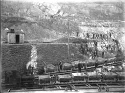Bygge av Lysekilsbanan
