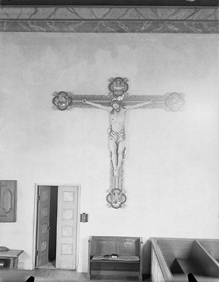 Krucifix, Foss kyrka