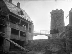 Tureborg omkring 1910