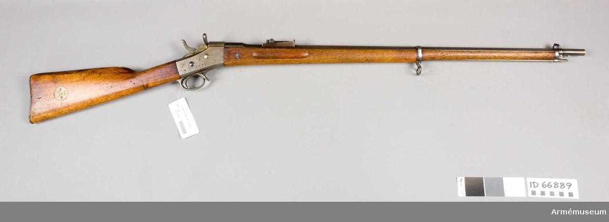 Gevär m/1867-89