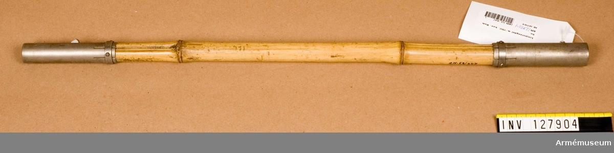 I bambu.