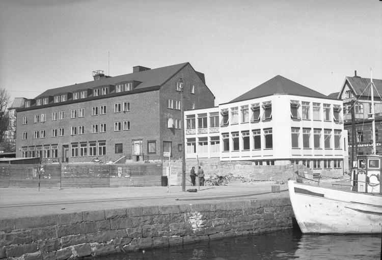 """""""Lysekil. Hotellet. 1952.04.20"""""""