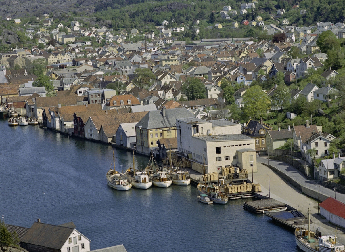 Havnen, kjølelageret, Strandgaten