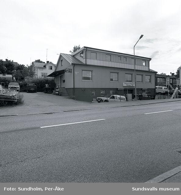 Inventering Stadsmon  Björneborgsgatan 34, 32.