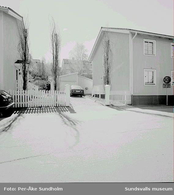 Garage, kv. Almen 14 och 5, Nygatan 11 - 13.