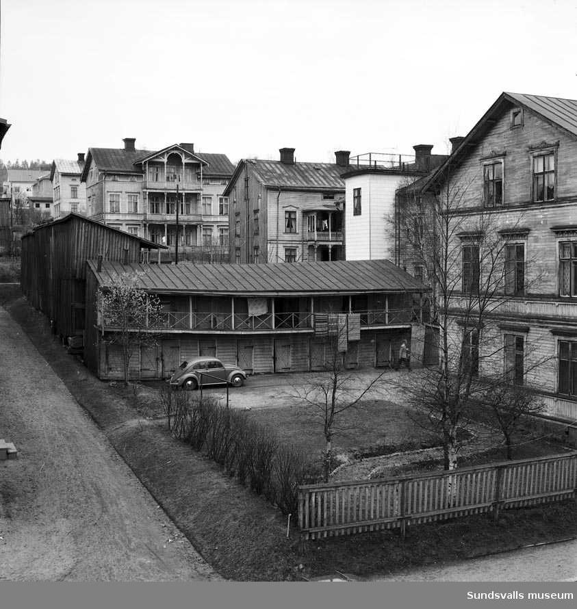Södermalm. Stjernan 1, Nybrogatan 39.
