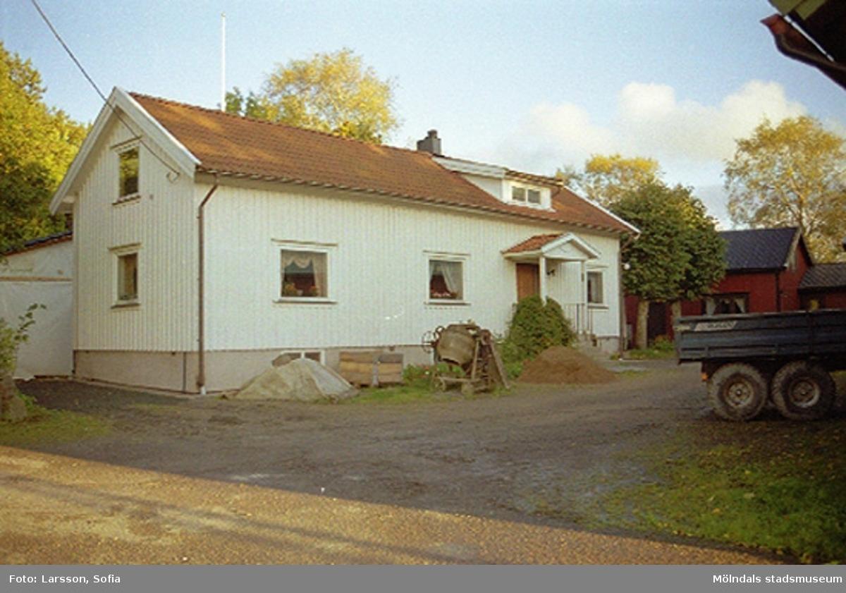 Byggnadsdokumentation 2001 inför planläggning av Fågelstensområdet.