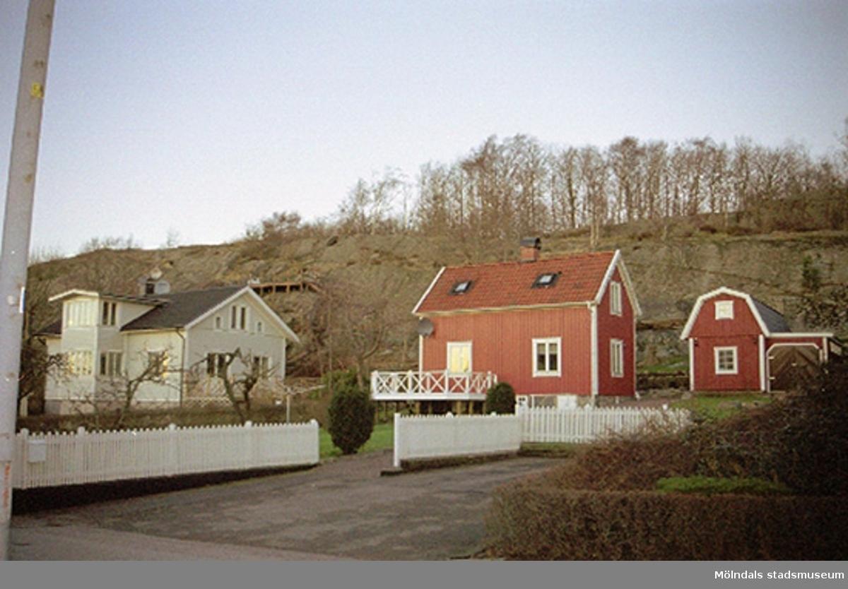 Byggnadsdokumentation år 2002 av Kikås 1:207.