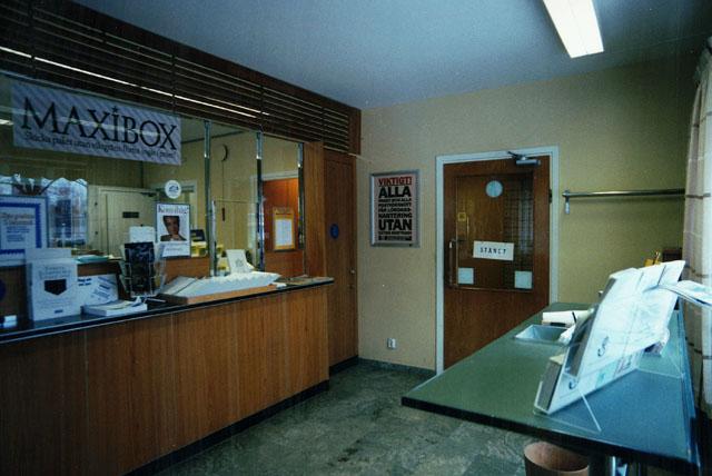 Postkontoret 640 33 Bettna Strömsborgsvägen 6