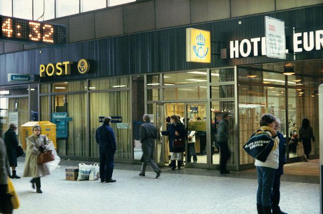 Postkontoret 401 10 Göteborg Postgatan 49
