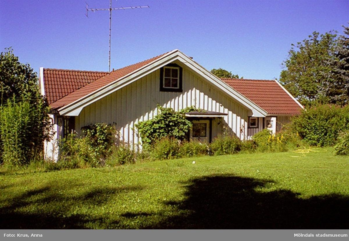 Boningshus från nordost. Annestorp 7:6.