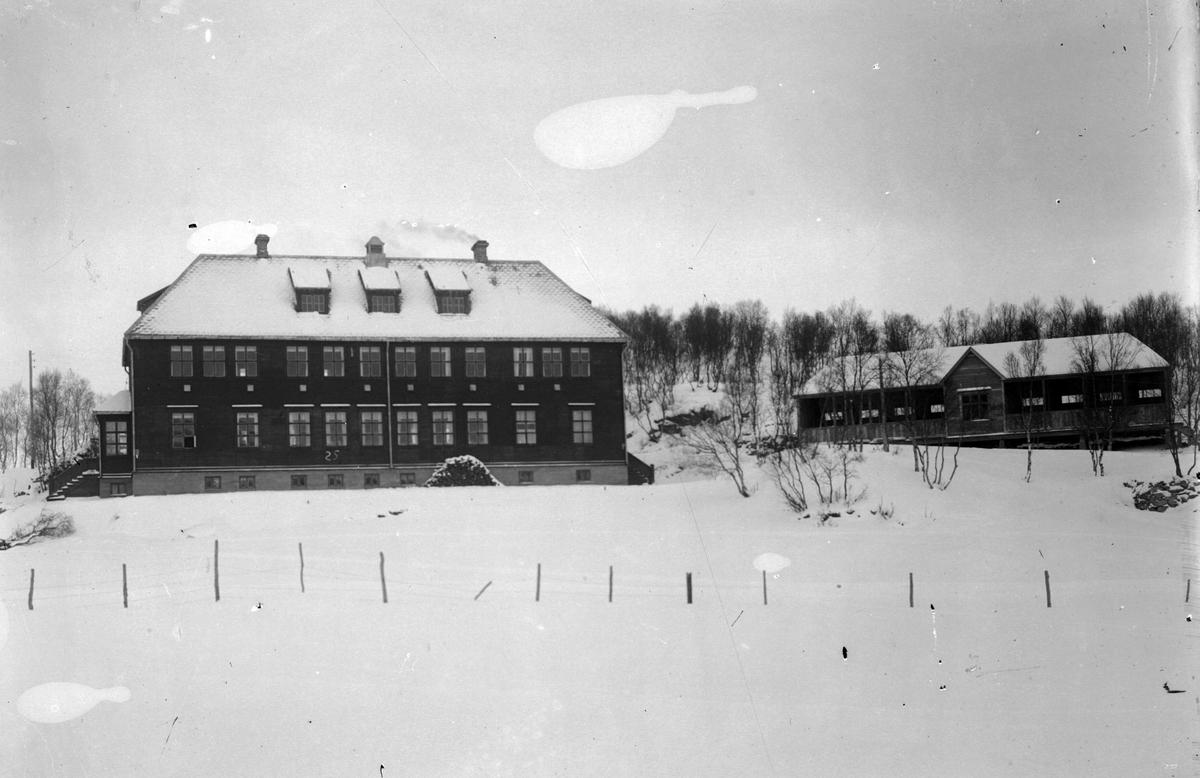 Gullhaugen tuberkulosehjem.