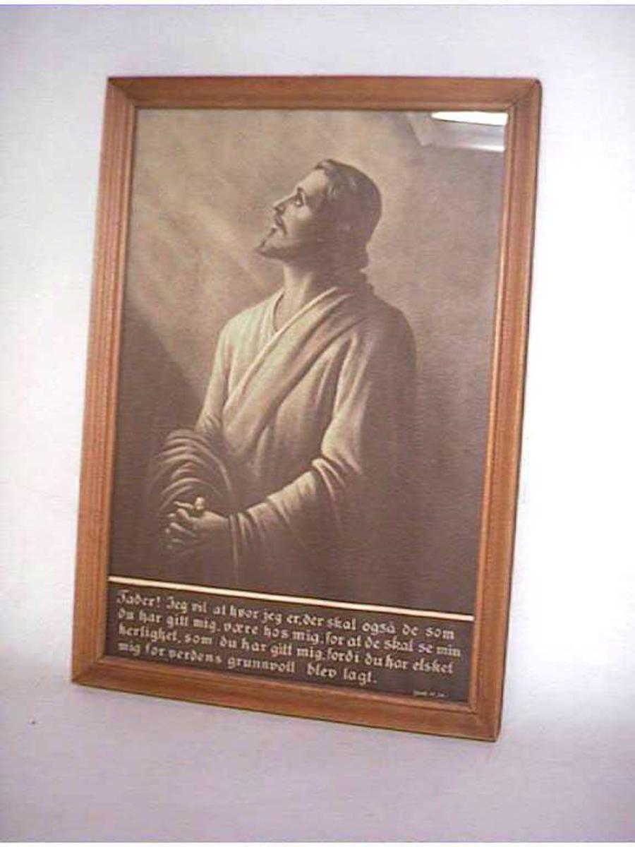 Jesus i bøn