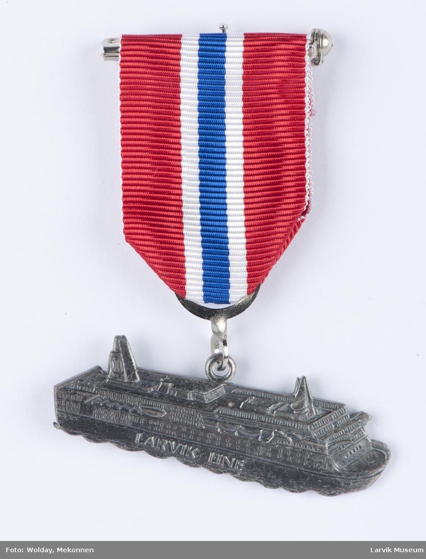 Larvik Line - P.W.