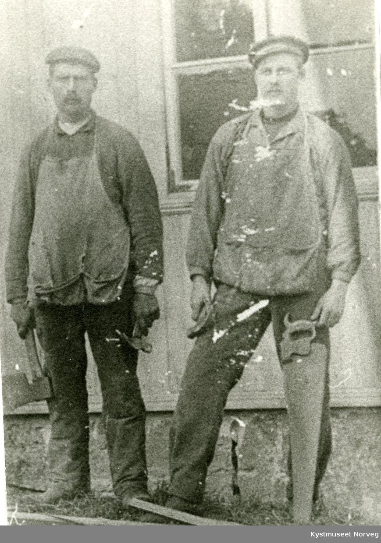 Petter Ramfjord og Olav Fjær
