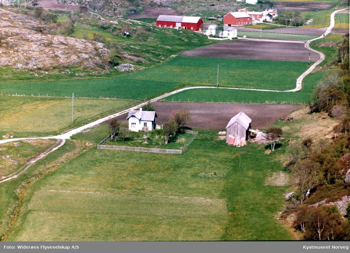 """Vikna kommune, Osan - """"Sørosan"""", Ofstad"""