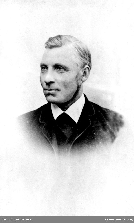 Kjøpmann Johan Berg på Rørvik