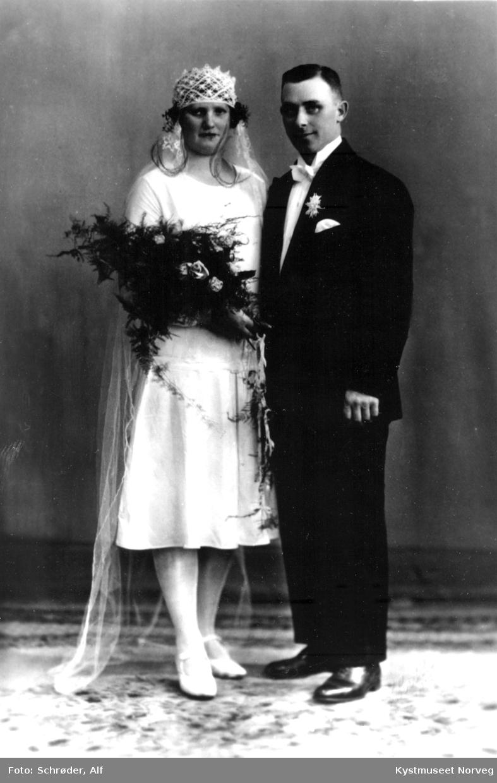 Bina Olsen Bondø og Harald Pettersen Pedersen