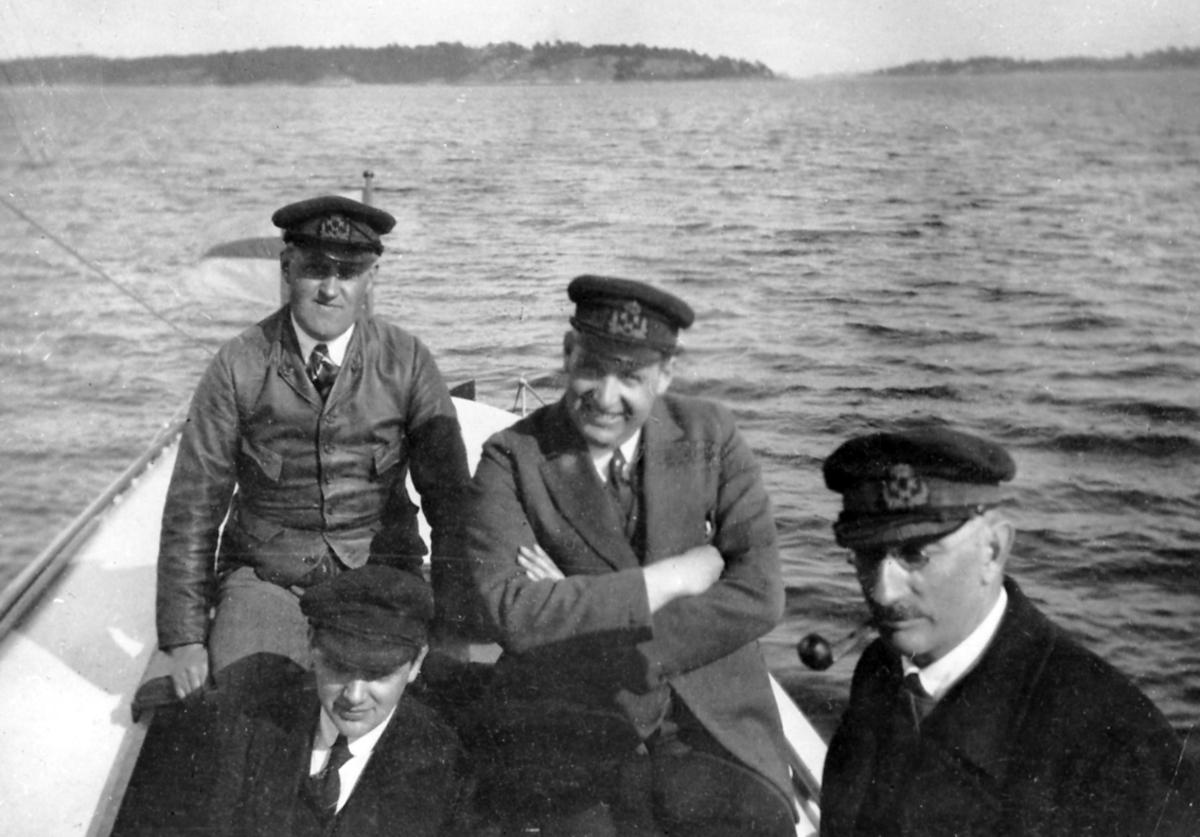 Pettersson, C. G. (1876 - 1953)