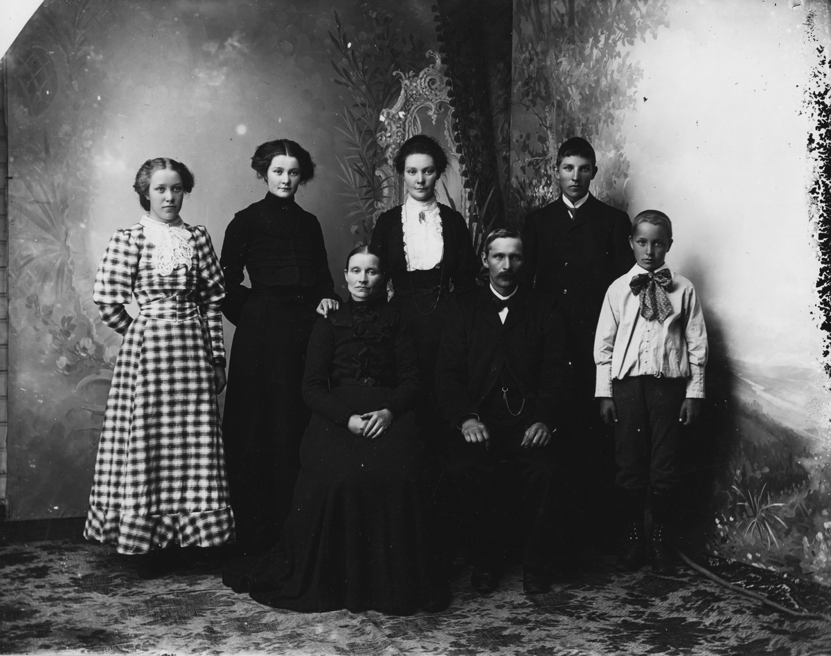Familie Bolstad