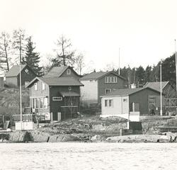 Hytteøy i Oslofjorden.